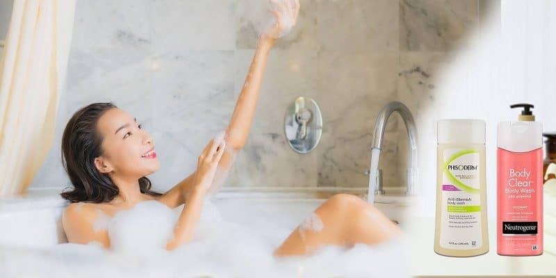 best body washes for oily skin