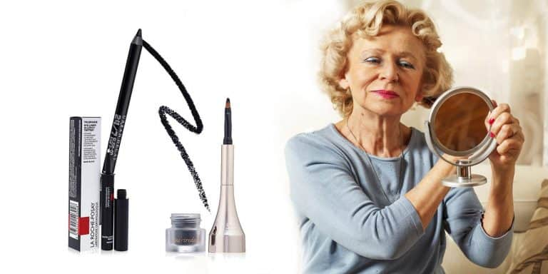 Best Eyeliner for Older Women to Go Over Wrinkles
