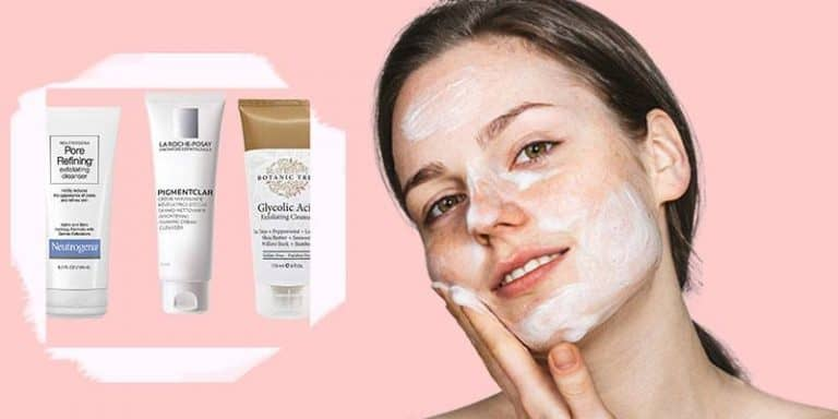 Best Face Washes & Cleansers for Hyperpigmentation 2021